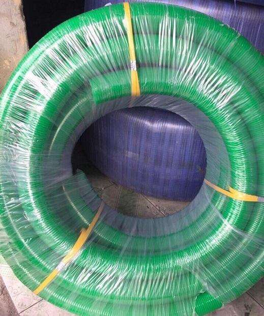 ống nhựa xanh lõi thép hàn quốc