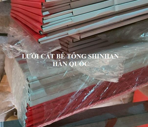 nhập khẩu lưới cắt bê tông